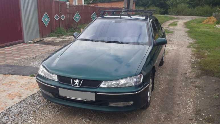 Peugeot 406, 2002 год, 170 000 руб.