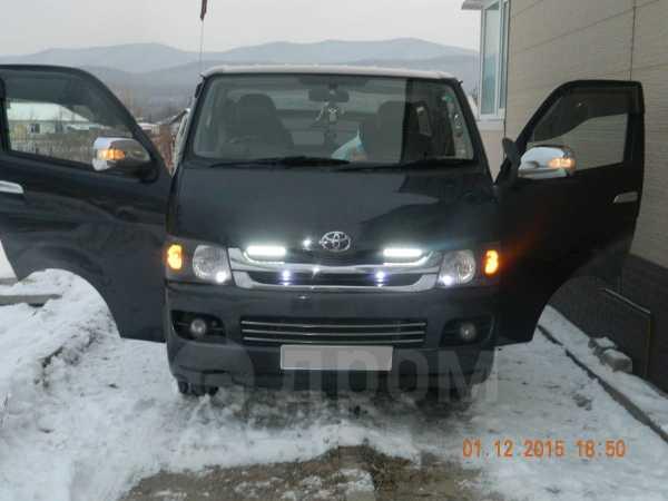 Toyota Hiace, 2007 год, 870 000 руб.
