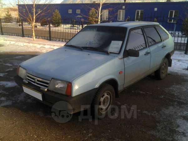 Лада 2109, 1992 год, 29 000 руб.