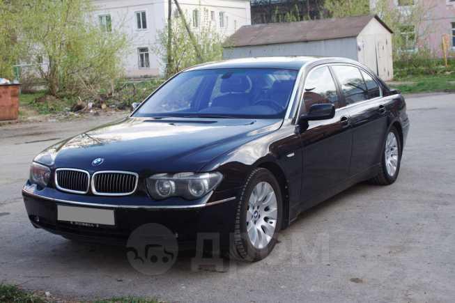 BMW 7-Series, 2002 год, 420 000 руб.