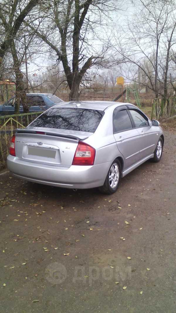 Kia Cerato, 2004 год, 185 000 руб.