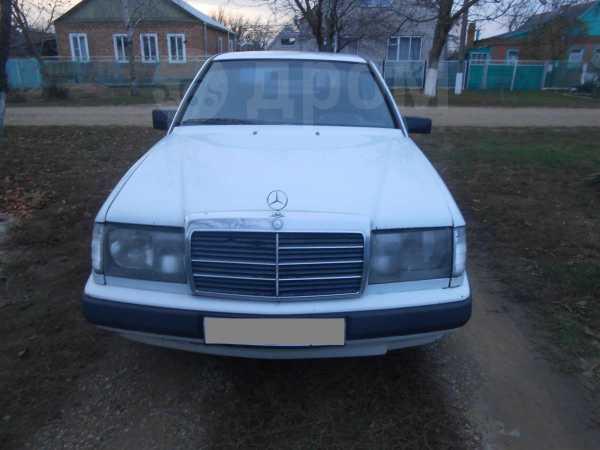 Mercedes-Benz E-Class, 1989 год, 90 000 руб.