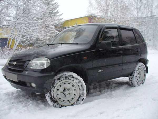 Chevrolet Niva, 2008 год, 263 000 руб.