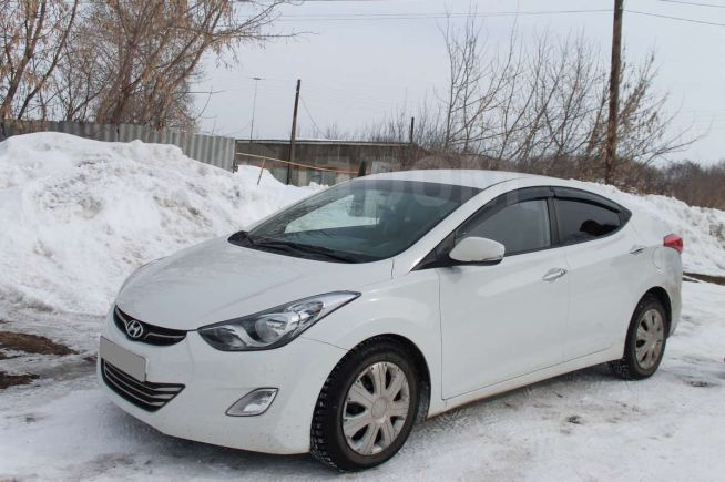 Hyundai Avante, 2011 год, 679 000 руб.