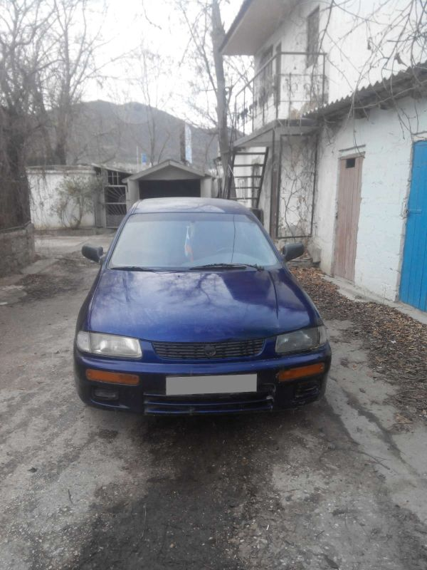 Mazda 323, 1996 год, 50 000 руб.