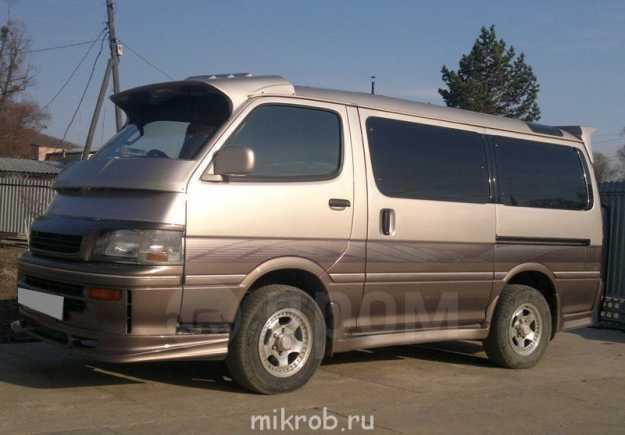 Toyota Hiace, 1996 год, 599 999 руб.