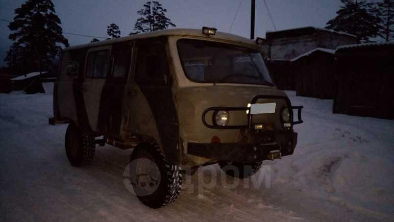 УАЗ Буханка, 1998 год, 210 000 руб.