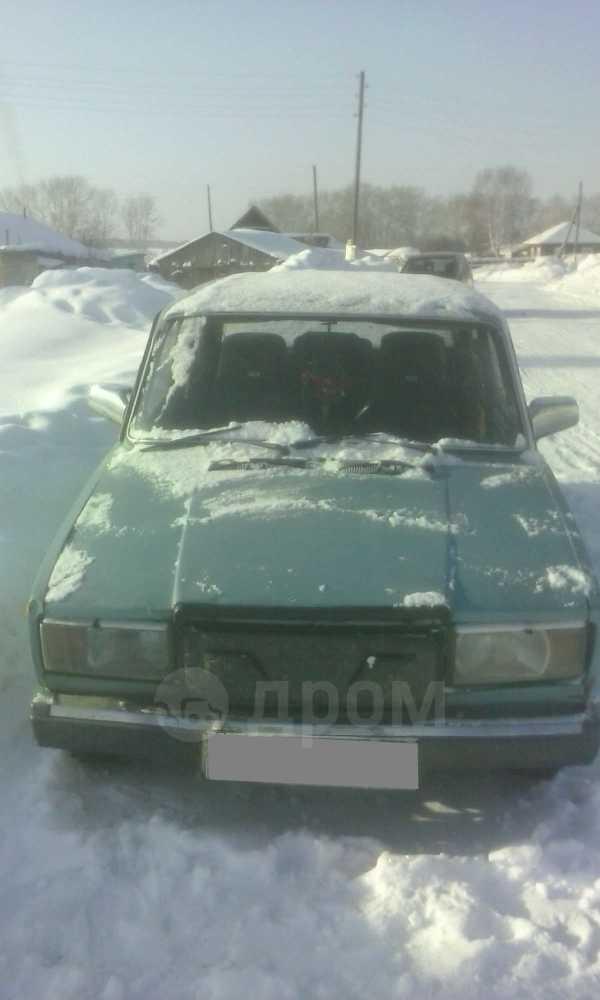 Лада 2107, 1987 год, 27 000 руб.