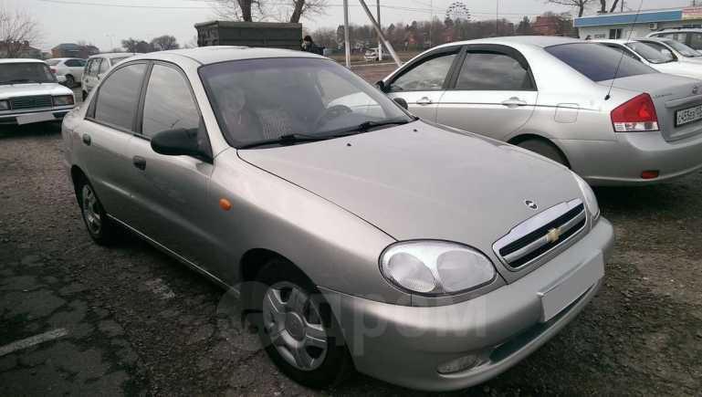 Chevrolet Lanos, 2008 год, 190 000 руб.