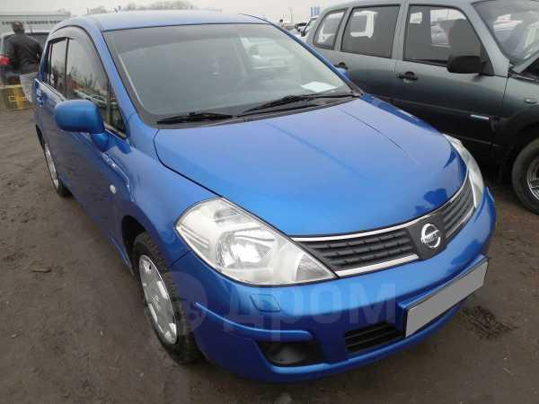 Nissan Tiida, 2009 год, 360 000 руб.