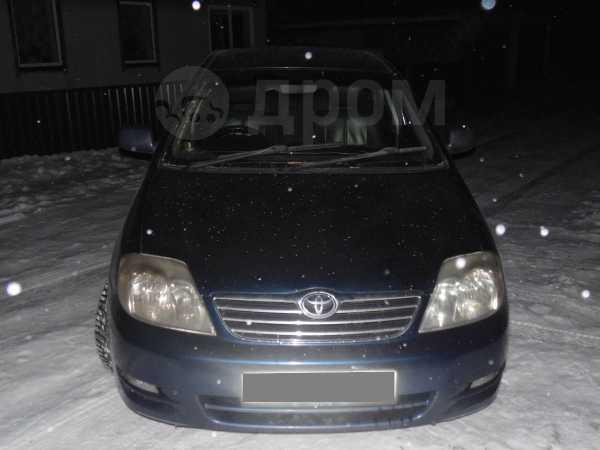 Toyota Corolla, 2003 год, 330 000 руб.