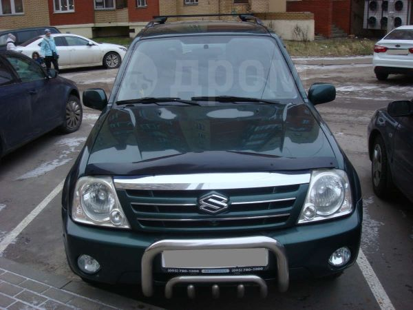 Suzuki Grand Vitara XL-7, 2005 год, 560 000 руб.