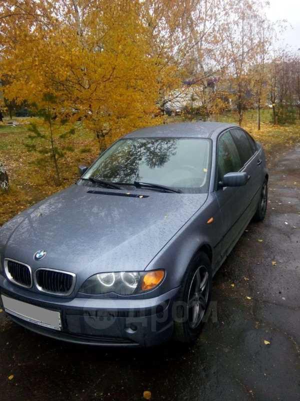 BMW 3-Series, 2004 год, 355 000 руб.