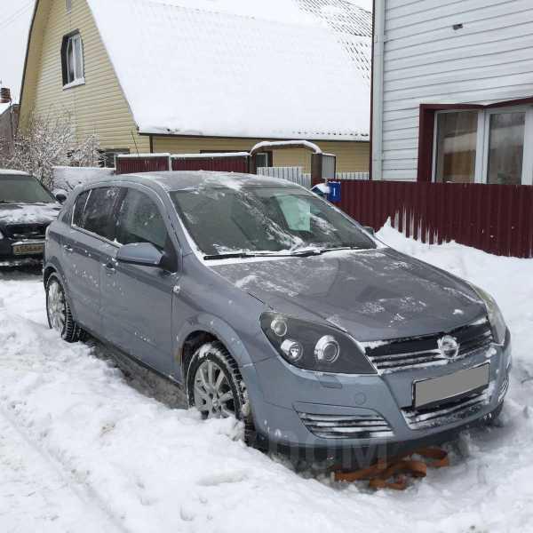 Opel Astra, 2004 год, 190 000 руб.