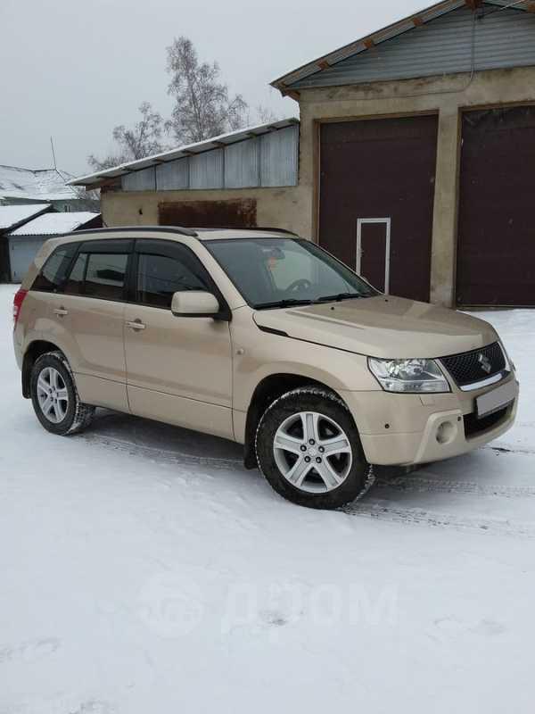 Suzuki Grand Vitara, 2007 год, 685 000 руб.