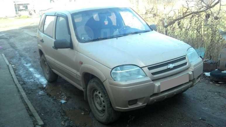 Chevrolet Niva, 2005 год, 220 000 руб.