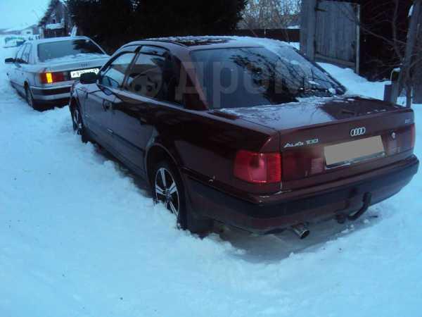 Audi 100, 1991 год, 190 000 руб.