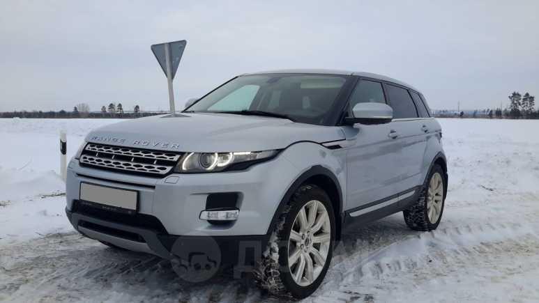 Land Rover Range Rover Evoque, 2012 год, 2 000 000 руб.