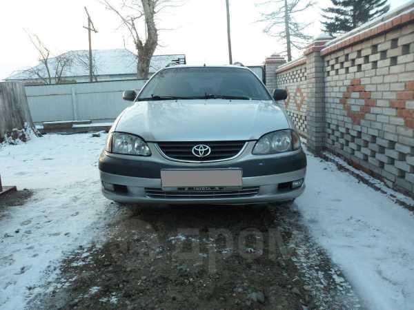 Toyota Avensis, 2001 год, 255 000 руб.