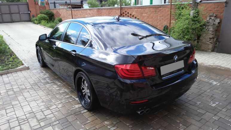 BMW 5-Series, 2013 год, 1 370 000 руб.