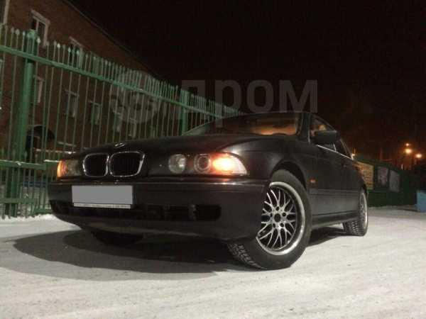 BMW 5-Series, 1999 год, 330 000 руб.
