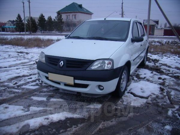 Renault Logan, 2009 год, 265 000 руб.