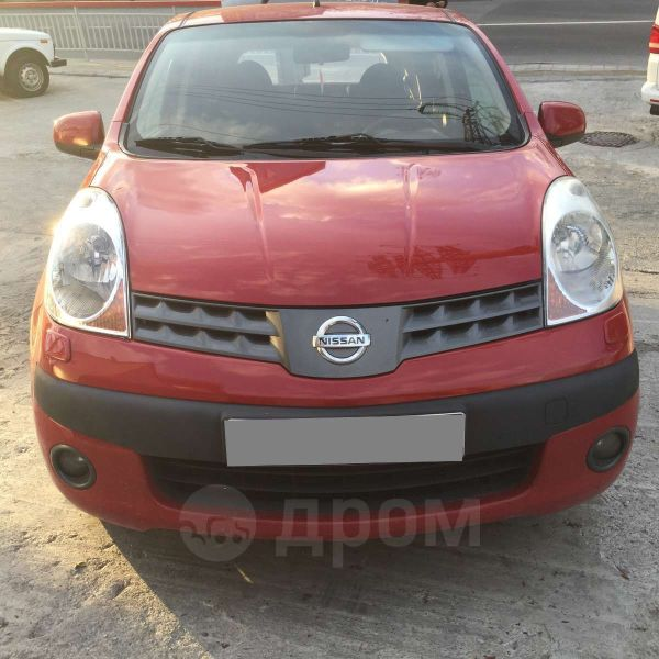 Nissan Note, 2006 год, 380 000 руб.