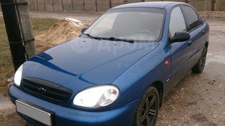 Chevrolet Lanos, 2008 год, 165 000 руб.