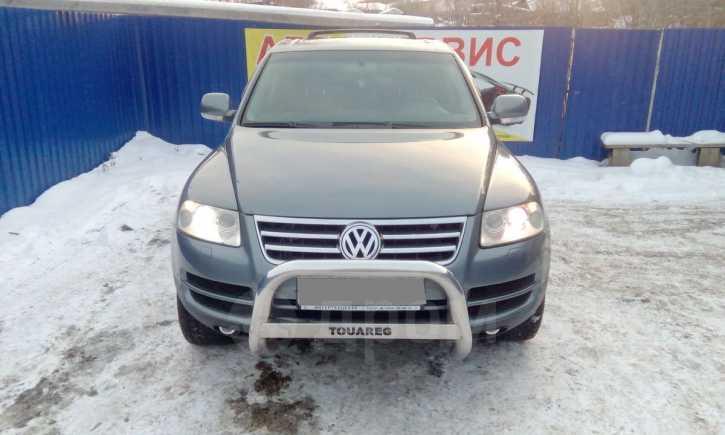 Volkswagen Touareg, 2004 год, 570 000 руб.
