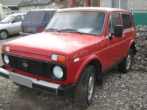 Лада 4x4 2121 Нива, 1989 год, 100 000 руб.