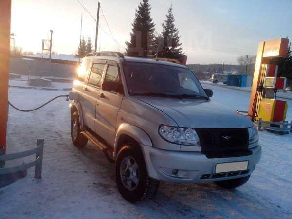 УАЗ Патриот, 2007 год, 358 000 руб.