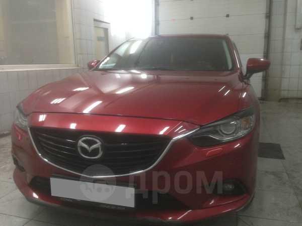 Mazda Mazda6, 2014 год, 1 150 000 руб.