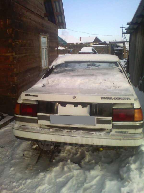 Toyota Corona, 1985 год, 30 000 руб.