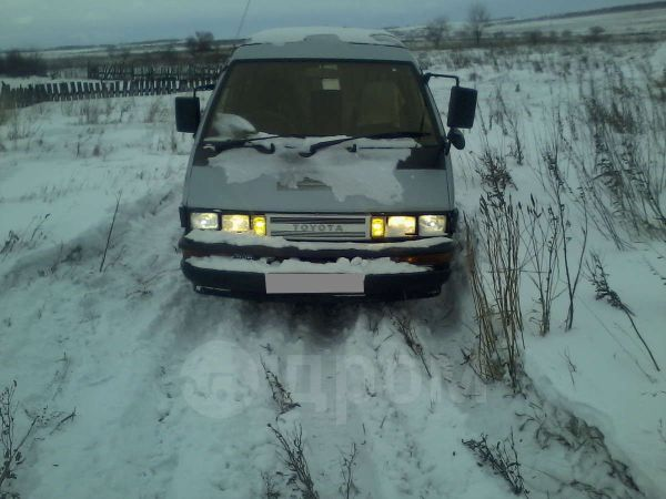 Toyota Master Ace Surf, 1989 год, 90 000 руб.