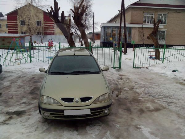 Renault Megane, 2002 год, 250 000 руб.