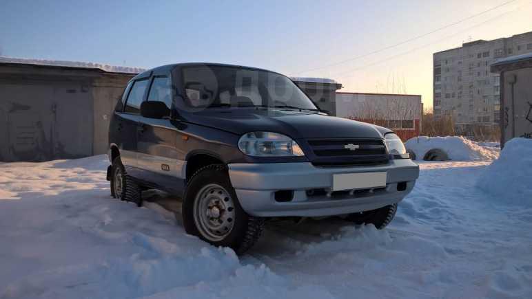Chevrolet Niva, 2006 год, 180 000 руб.