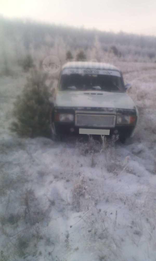 Лада 2107, 1996 год, 80 000 руб.