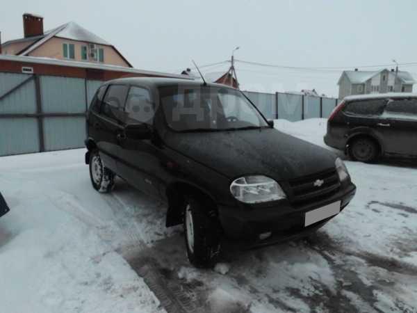 Chevrolet Niva, 2004 год, 125 000 руб.