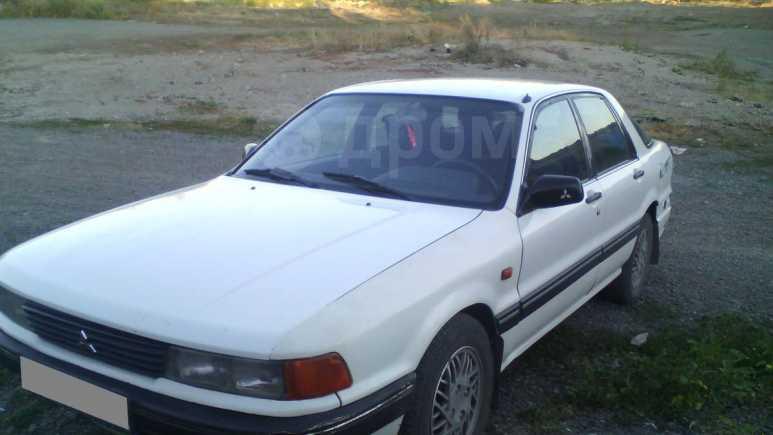 Mitsubishi Galant, 1991 год, 60 000 руб.