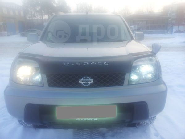 Nissan X-Trail, 2002 год, 405 000 руб.