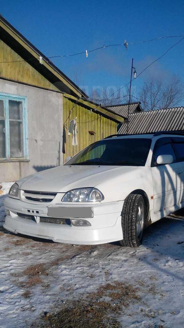 Toyota Caldina, 1998 год, 240 000 руб.