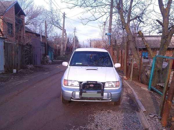 Kia Sportage, 1997 год, 160 000 руб.