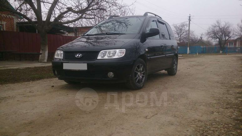 Hyundai Matrix, 2007 год, 290 000 руб.