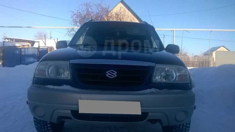 Suzuki Grand Vitara, 2001 год, 385 000 руб.