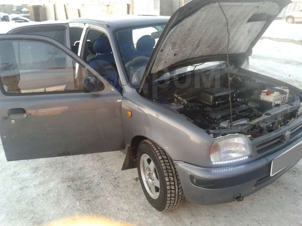Nissan March, 1992 год, 80 000 руб.