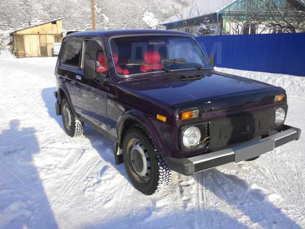 Лада 4x4 2121 Нива, 2002 год, 177 000 руб.