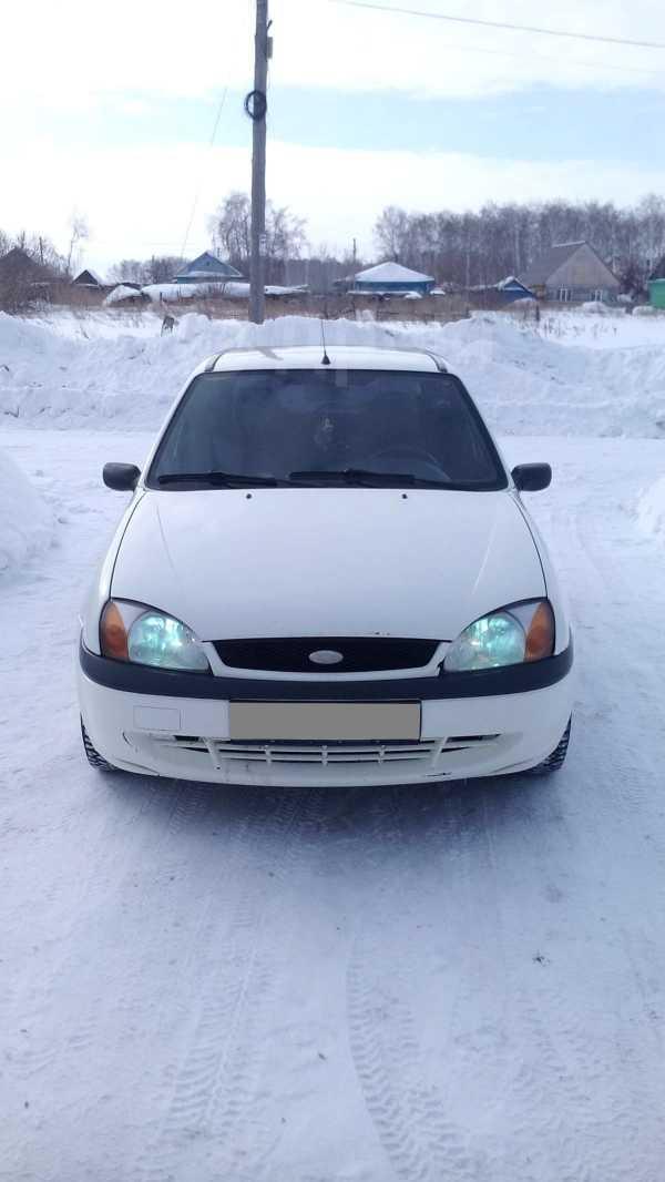 Ford Fiesta, 2001 год, 100 000 руб.