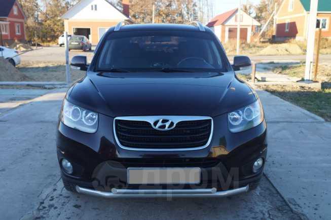 Hyundai Santa Fe, 2011 год, 1 020 000 руб.