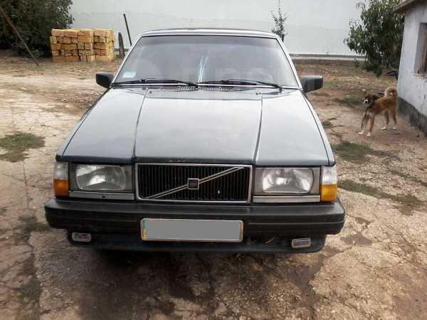 Volvo 740, 1987 год, 140 000 руб.