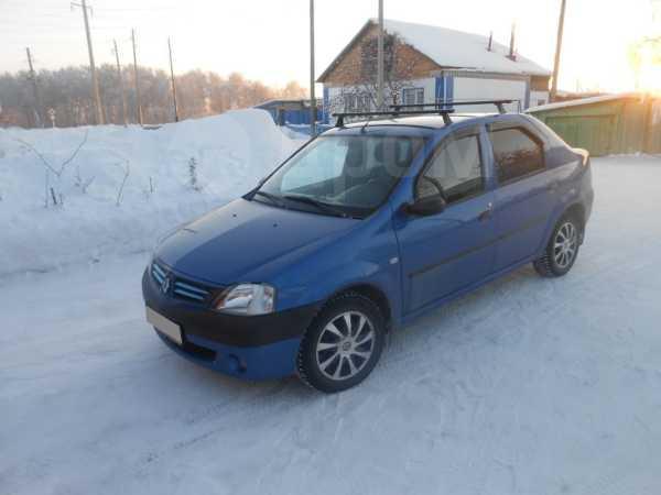 Renault Logan, 2006 год, 300 000 руб.